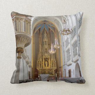 Augustinerkirche, Vienna Austria Throw Pillow