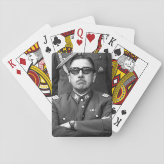 Augusto Pinochet Playing Cards