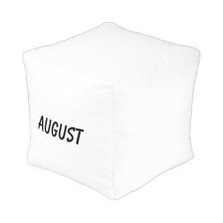 augusto puff cuadrado