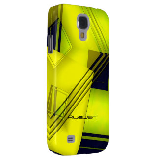 August's Galaxy s4 cover