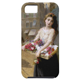 Augustus Edwin Mulready: A Street Flower Seller iPhone SE/5/5s Case
