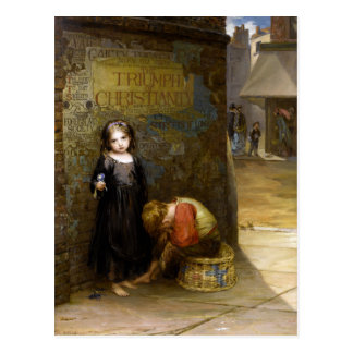 Augustus Edwin Mulready: Descuidado Postales