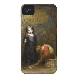 Augustus Edwin Mulready: Uncared-For Case-Mate iPhone 4 Case