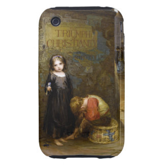 Augustus Edwin Mulready: Uncared-For iPhone 3 Tough Cover
