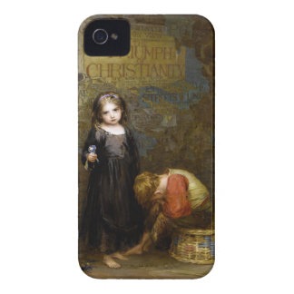 Augustus Edwin Mulready: Uncared-For iPhone 4 Cover