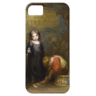 Augustus Edwin Mulready: Uncared-For iPhone SE/5/5s Case