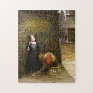 Augustus Edwin Mulready: Uncared-For Jigsaw Puzzle