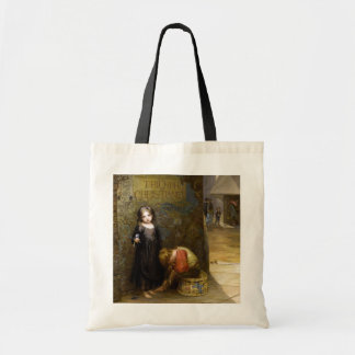 Augustus Edwin Mulready: Uncared-For Tote Bag