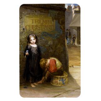 Augustus Edwin Mulready: Uncared-For Vinyl Magnet