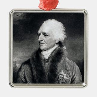 Augustus Henry Fitzroy Metal Ornament