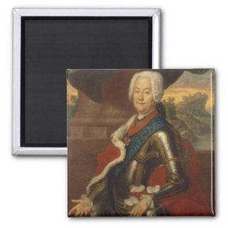 Augustus Louis, príncipe de Anhalt-Kothen Imán Para Frigorifico