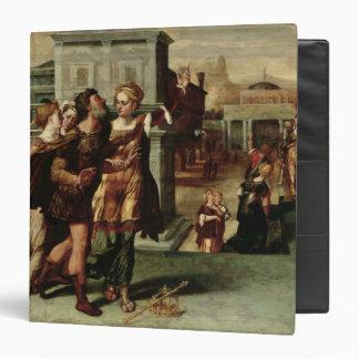 Augustus y la sibila de Tiburtine, c.1540-50
