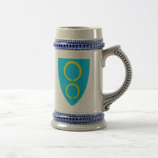 Aukra komm Norway Coffee Mug