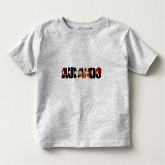 Aulando Frazier W/Logo Toddler T-shirt