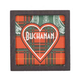Aulay clan family Plaid Scottish kilt tartan Gift Box