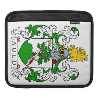 Auld Coat of Arms I Sleeves For iPads