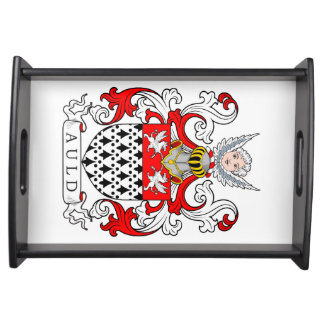 Auld Coat of Arms II Serving Tray