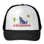 Aullido del coyote de Arizona Gorros