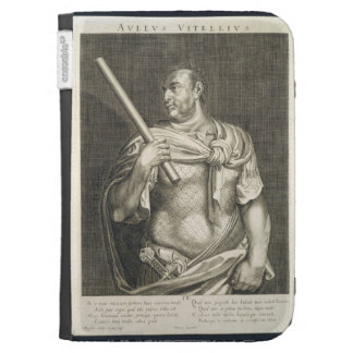 Aullus Vitellius Emperor of Rome 68 AD engraved by Kindle Covers