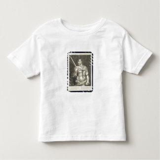 Aullus Vitellius Emperor of Rome 68 AD engraved by Toddler T-shirt