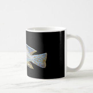 Aulonocara steveni male coffee mug