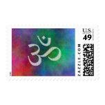 Aum Symbol OM Stamp