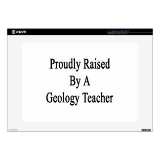 Aumentado orgulloso por un profesor de la geología portátil 38,1cm skin