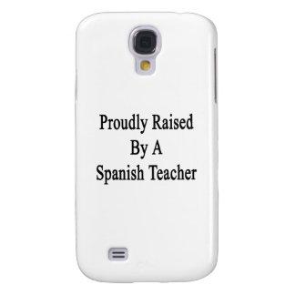 Aumentado orgulloso por un profesor español samsung galaxy s4 cover