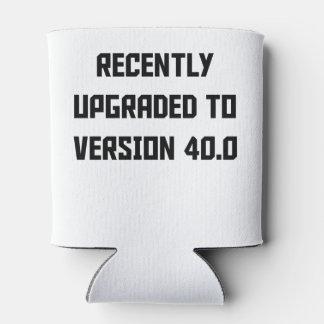 Aumentado recientemente a la versión 40,0 enfriador de latas