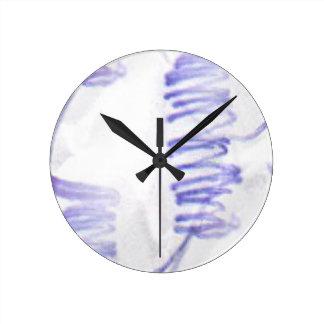 Aumente la ondulación E Reloj De Pared