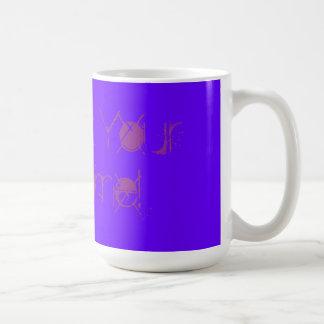 Aumente su 0,0 impresionante taza de café