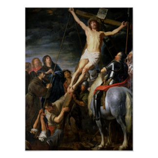 Aumento de la cruz, 1631-37 impresiones