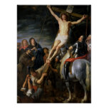 Aumento de la cruz, 1631-37 póster