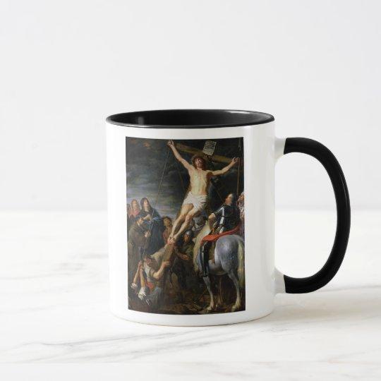Aumento de la cruz, 1631-37 taza