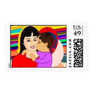 Aumento de sellos del hijo