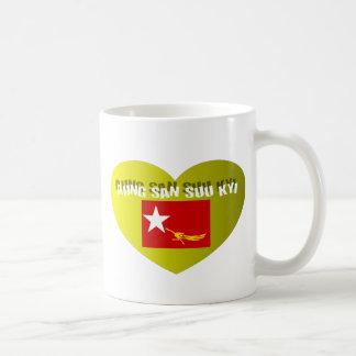 Aung San Suu Kyi Design 3 Mugs