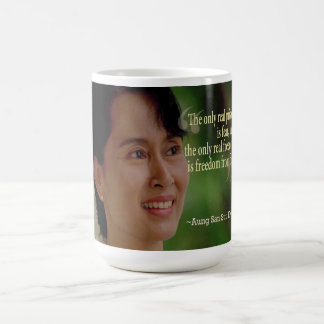 Aung San Suu Kyi Mug