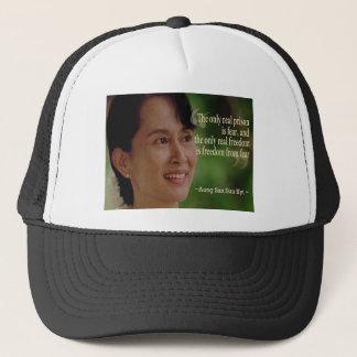 Aung San Suu Kyi Trucker Hat