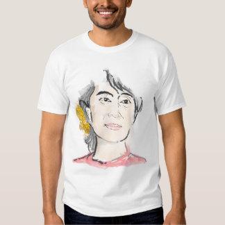 Aung Sang Suu Kyi T-shirt