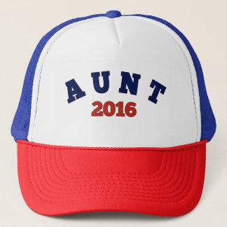Aunt 2016 trucker hat