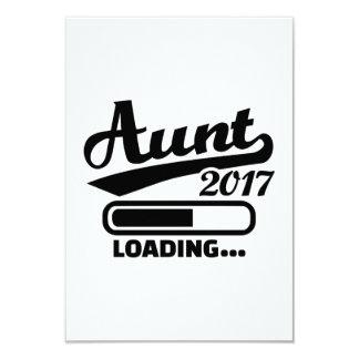 Aunt 2017 card
