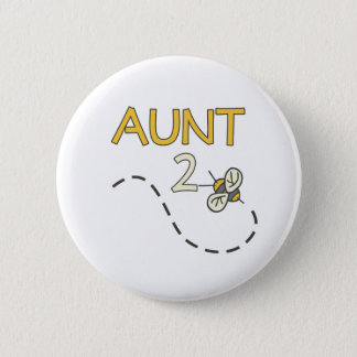 Aunt 2 Bee Button
