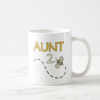 Aunt 2 Bee Classic White Coffee Mug