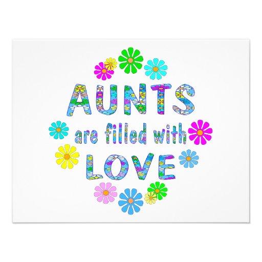 Aunt Announcement