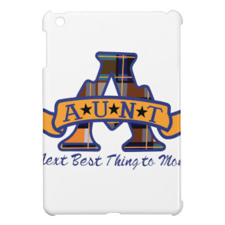 Aunt Applique Case For The iPad Mini