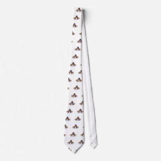 Aunt Applique Tie