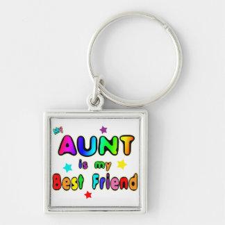 Aunt Best Friend Keychain