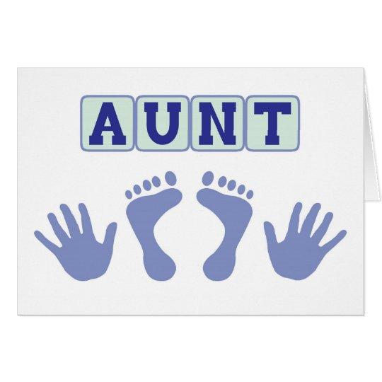 Aunt Card