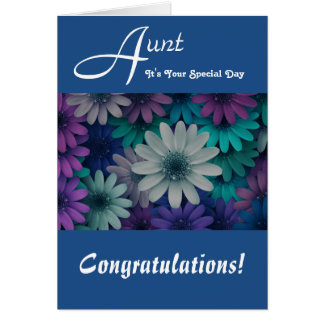 Aunt - Congratulations / On Becoming a Nurse Card