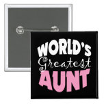 Aunt Gift Button